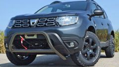 Dacia Duster con Bull Bar brunito by Delta4x4