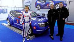 Dacia Duster e Alain Prost, la strana coppia