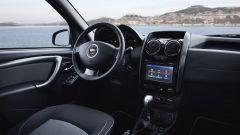 Dacia Duster EDC 110 dCi: dettaglio della plancia