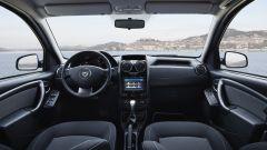 Dacia Duster EDC 110 dCi: gli interni