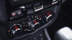 Dacia Duster EDC 110 dCi: i comandi del climatizzatore