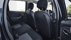 Dacia Duster EDC 110 dCi: i sedili posteriori