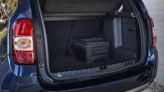 Dacia Duster EDC 110 dCi: il bagagliaio ha da 475 a 1.636 litri di capacità