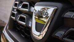 Dacia Duster EDC 110 dCi: la calandra