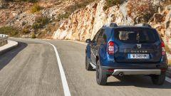 Dacia Duster EDC 110 dCi: vista posteriore