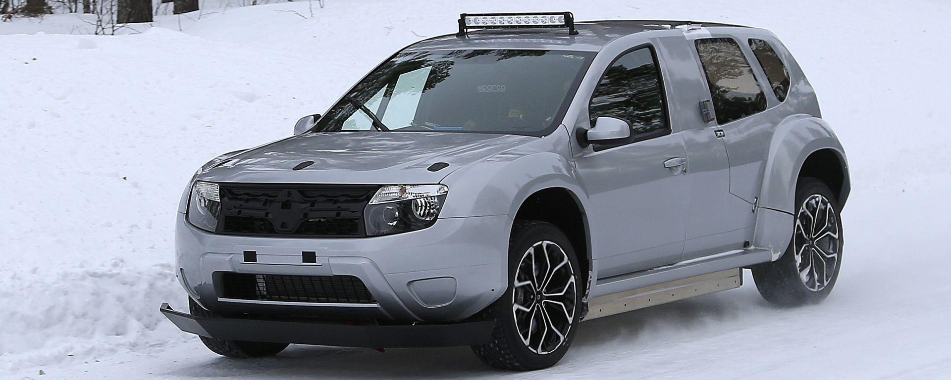 Dacia Duster Elettrica: nel 2020 un EV alla portata di tutti