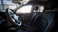 Dacia Duster: gli interni