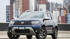 Dacia Duster GPL 2018: vista 3/4 anteriore