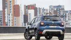 Dacia Duster GPL 2018: vista 3/4 posteriore