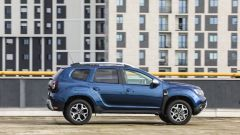 Dacia Duster GPL 2018: vista laterale
