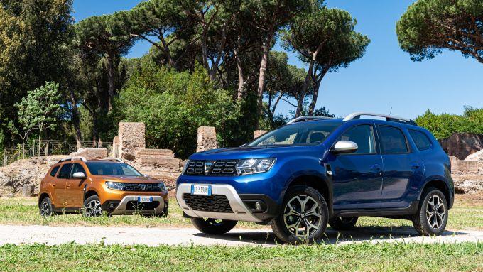 Dacia Duster GPL, dal 2020 cambia tutto (sotto il cofano)