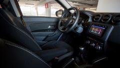 Dacia Duster GPL: l'abitacolo