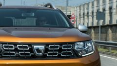 Dacia Duster GPL vista dinamica calandra