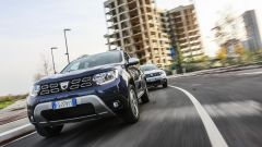 Dacia Duster GPL vs Dacia Duster diesel