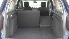 Dacia Duster: il bagagliaio