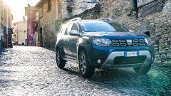 Dacia Duster: il frontale