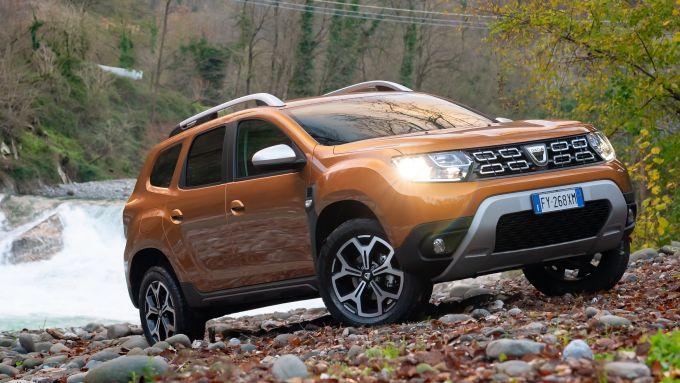 Dacia Duster, in Francia anche Flex Fuel (etanolo)