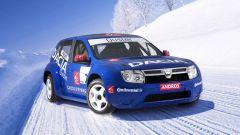 Dacia Duster, la versione per il Trofeo Andros
