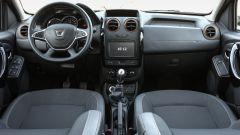 Dacia Duster prima serie, gli interni