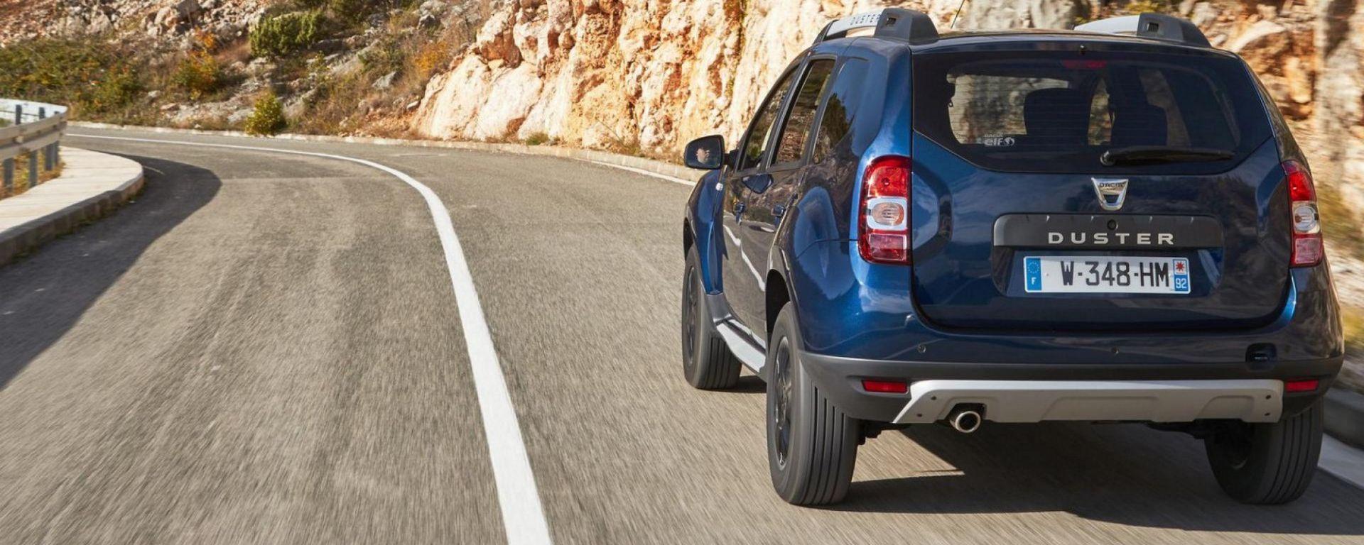 Dacia Duster prima serie: quali costi al km?