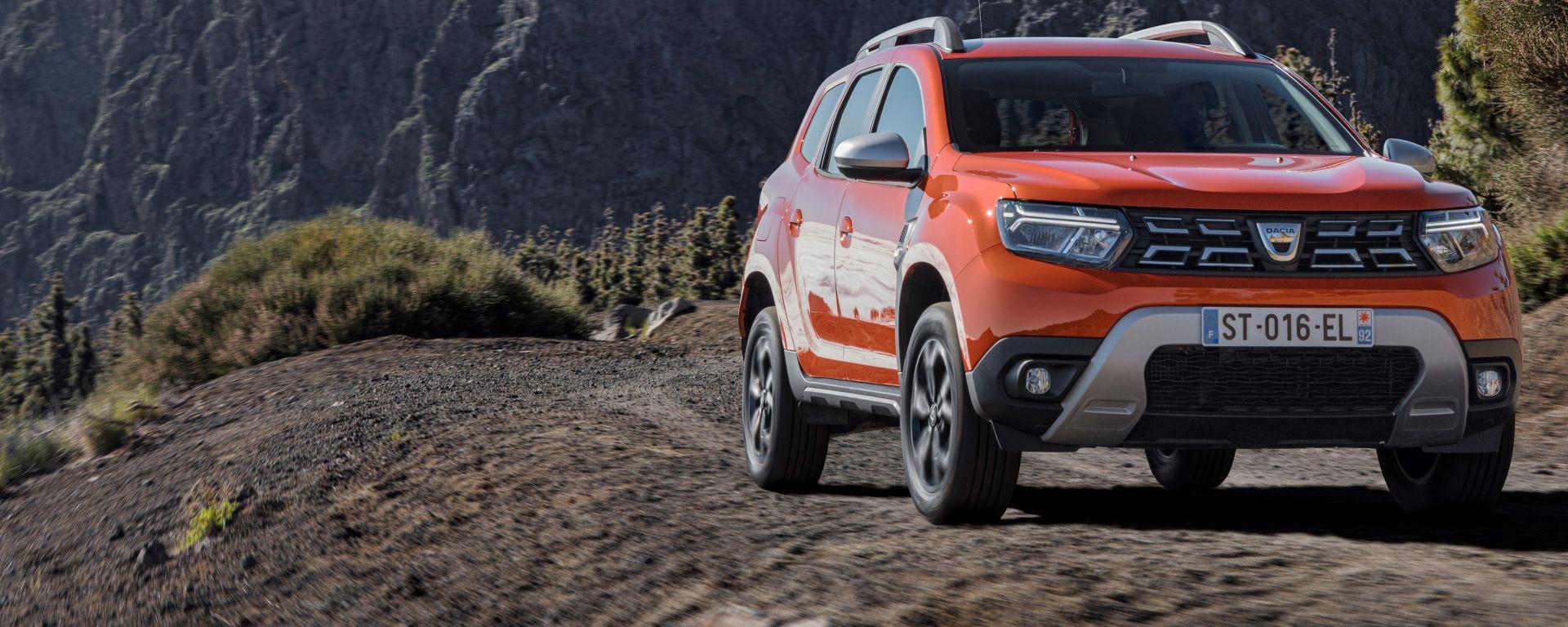 Dacia Duster 2021, restyling gusto Sandero. Tutte le novità