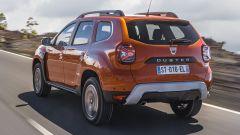 Dacia Duster 2021, restyling gusto Sandero. Tutte le novità - Immagine: 8