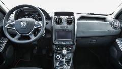 Dacia Duster Strongman, è realizzata sulla base dell'allestimento Laureate