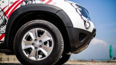 Dacia Duster Strongman, ha la trazione integrale