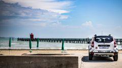 Dacia Duster Strongman, presentata alla Strngmanrun di Bibione