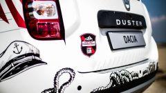 Dacia Duster Strongman, realizzata in collaborazione con Fisherman's Friend