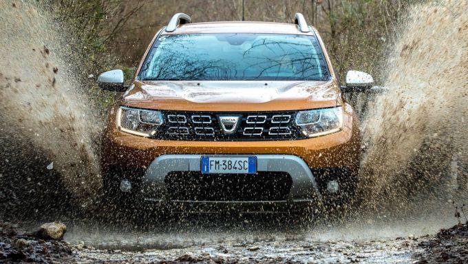 Dacia Duster, Suv tutta sostanza
