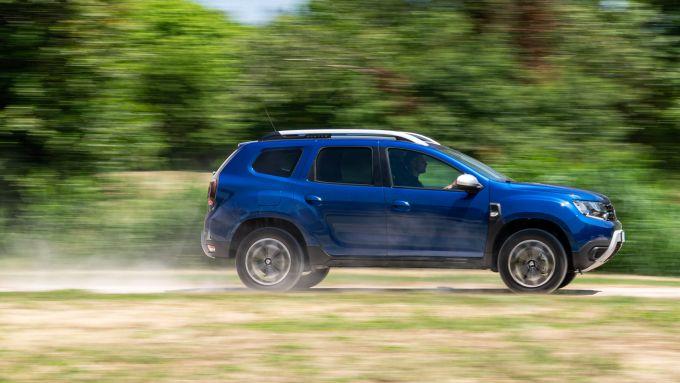 Dacia Duster TCe 100 ECO-G, nuovo motore 1.0 tre cilindri turbo