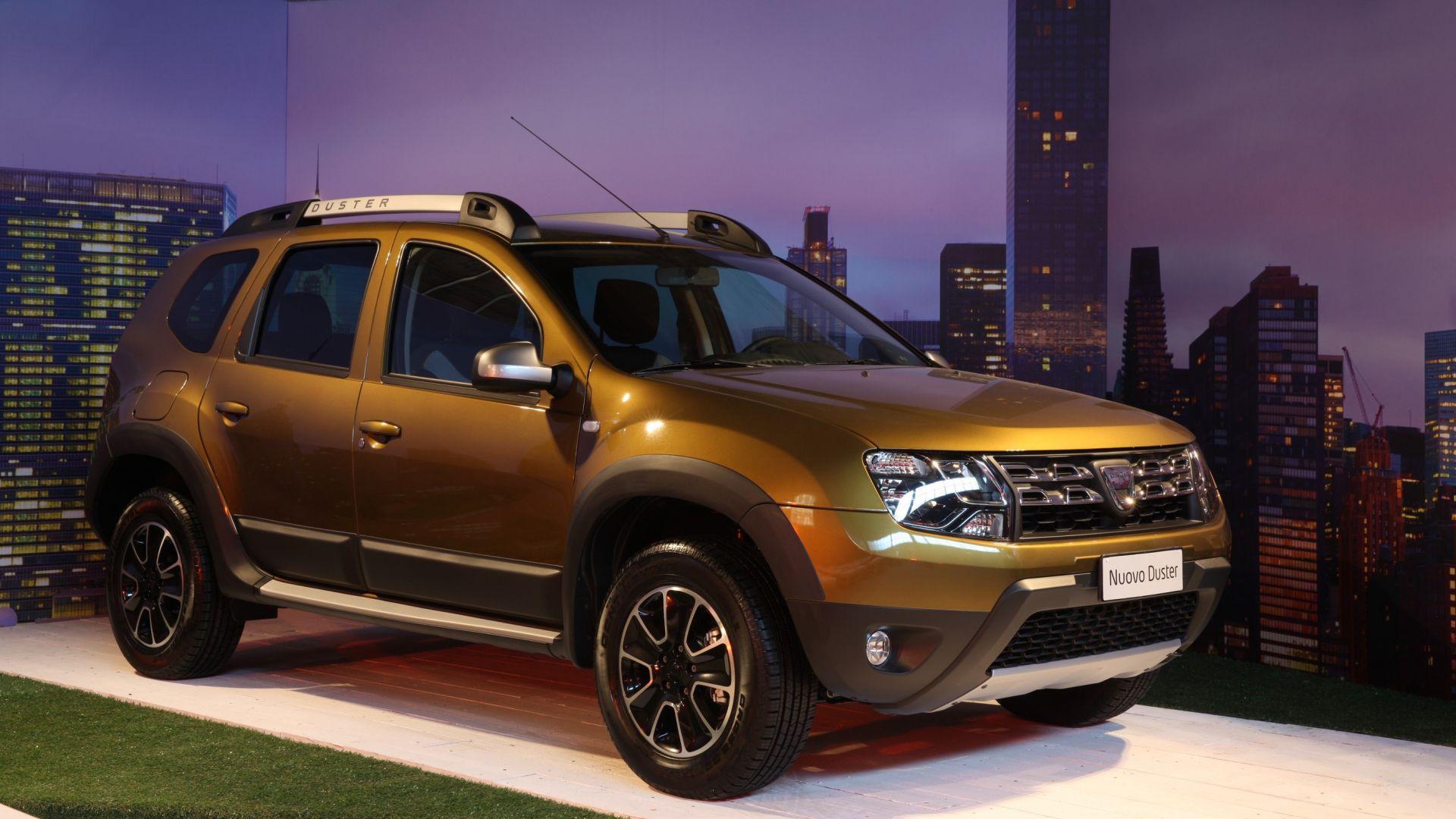 Novità auto: Dacia Duster Urban Explorer - MotorBox