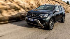 Dacia Duster: vista anteriore