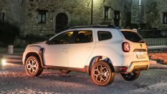 Dacia Duster, vista laterale