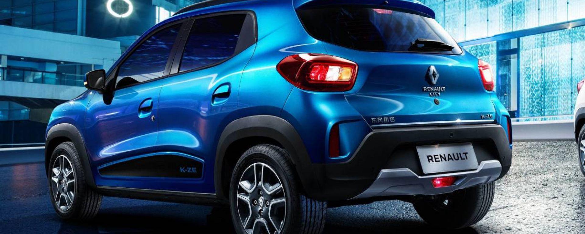 Dacia, l'elettrica nel 2021. Non è la Duster, ma una citycar