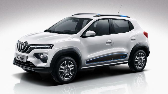 Dacia elettrica su base Renault City K-ZE?