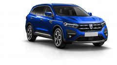 Dacia Grand Duster 2020: il frontatle