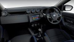 Dacia Grand Duster: gli interni