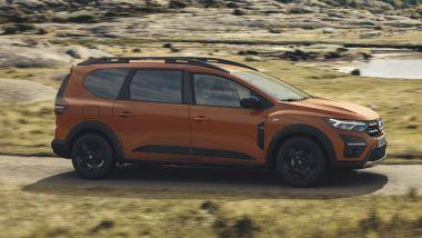 Dacia Jogger, dal 2023 anche ibrida