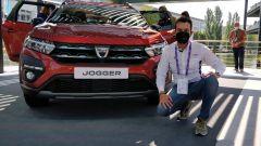 IAA 2021: nuova Dacia Jogger 2022, esterni, interni, uscita. Video