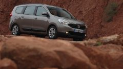 Dacia Lodgy, ora anche in video - Immagine: 3