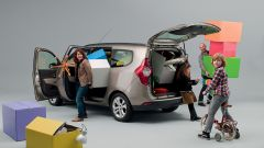 Dacia Lodgy, ora anche in video - Immagine: 26