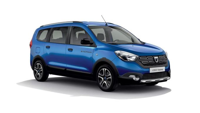 Dacia Lodgy 15th Anniversary