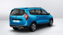 Dacia Lodgy e Dokker Stepway, i prezzi - Immagine: 11