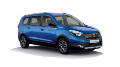 Dacia Lodgy Stepway 15th Anniversary