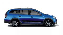 Dacia Logan MCV 15th Anniversary: vista laterale