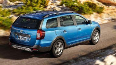 Dacia Logan MCV, station wagon a prezzi stracciati