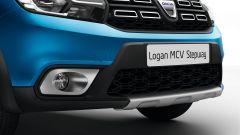 Dacia Logan MCV Stepway: altezza da terra aumentata di 50 mm
