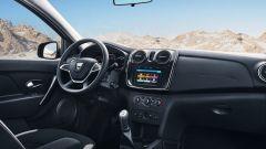 Dacia Logan MCV Stepway: gli interni